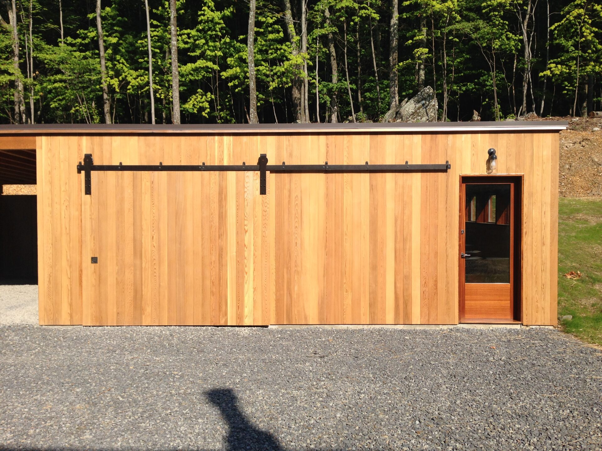 johnson glass alpine wed doors garage quality