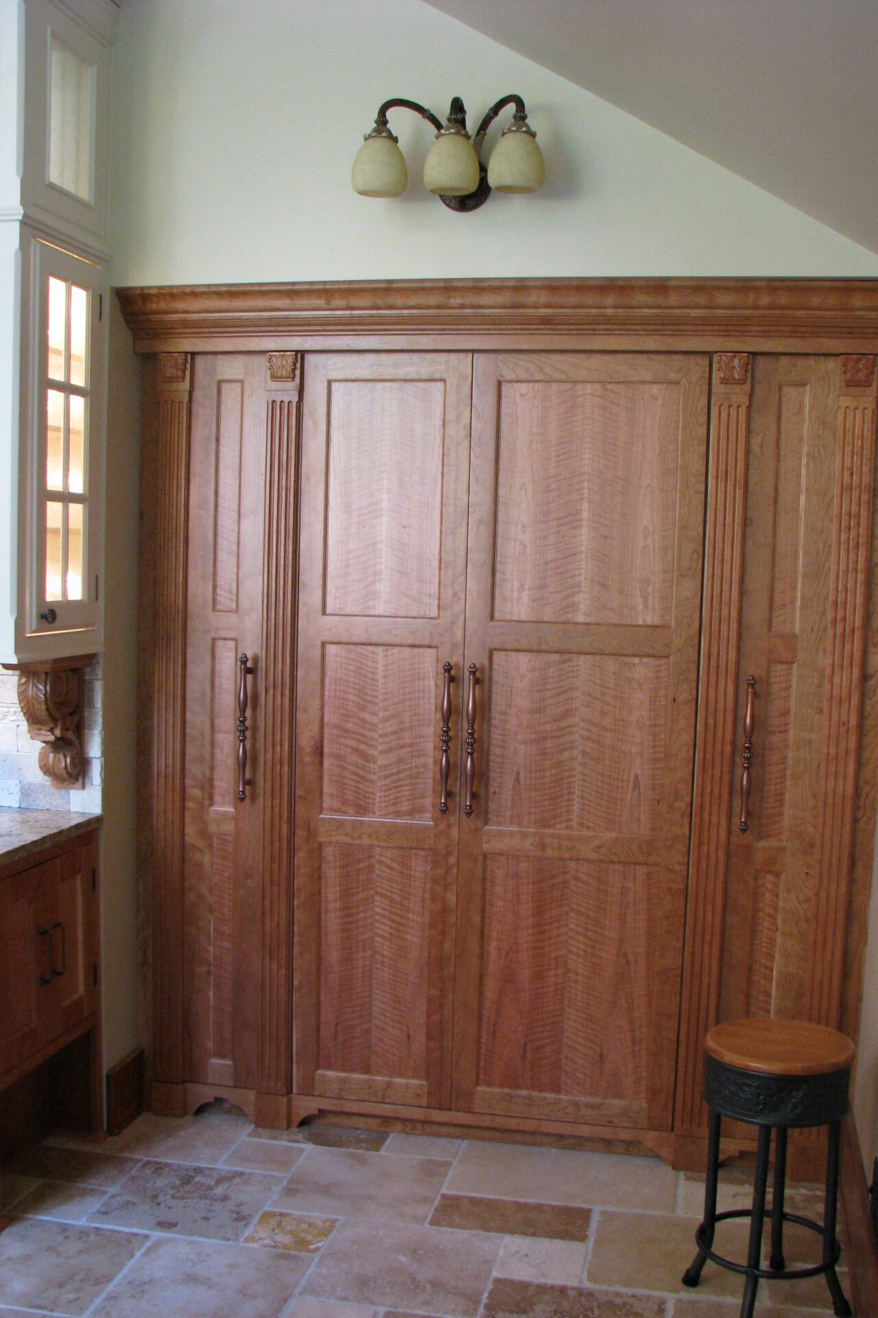 Hardwood interior doors premier custom millwork surfaces inc hardwood interior doors planetlyrics Images