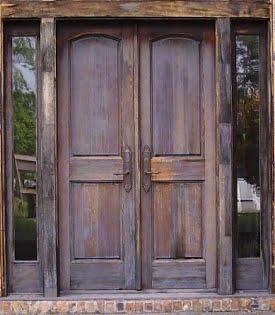 Historic Front Doors
