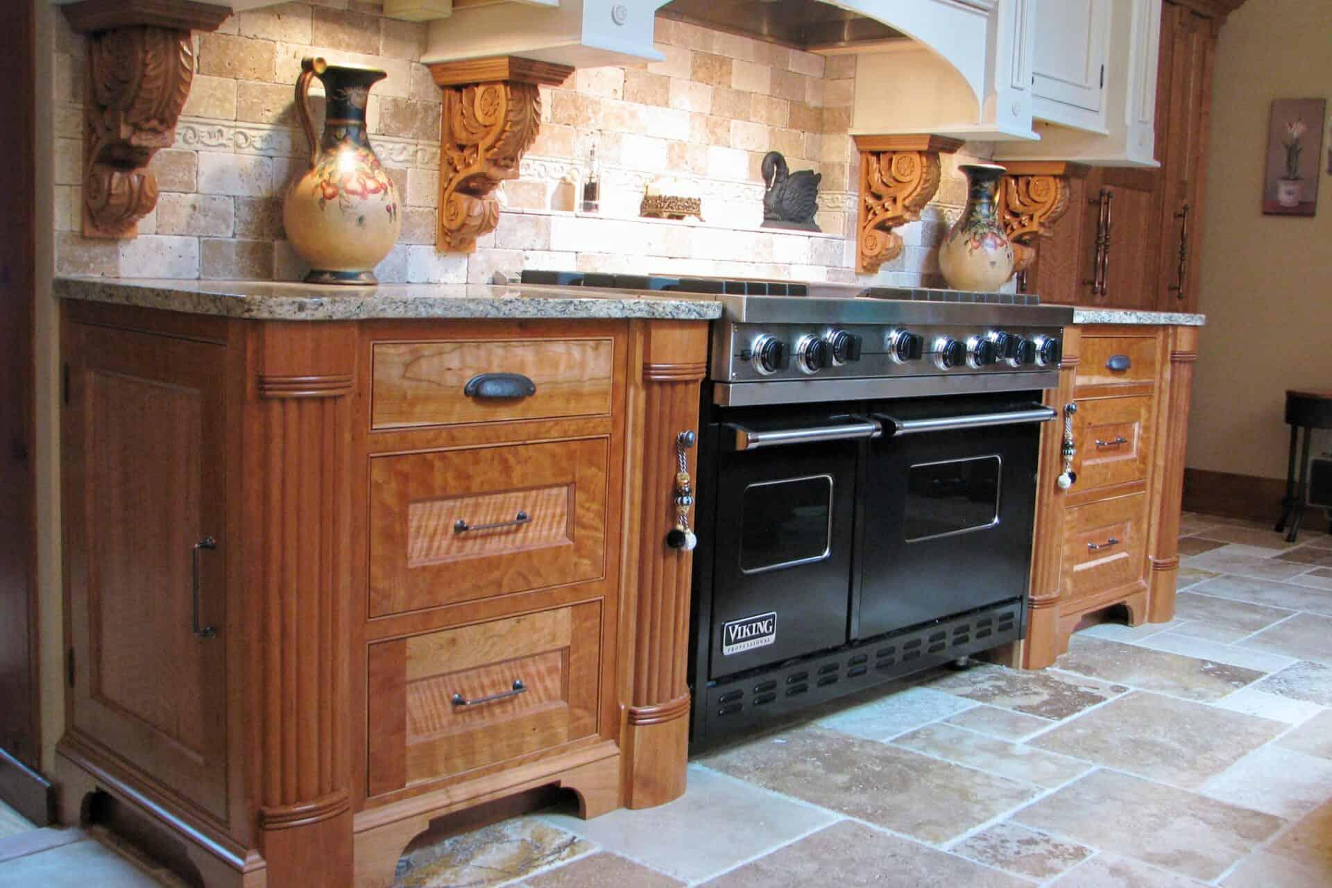 Custom Built-ins Cabinets
