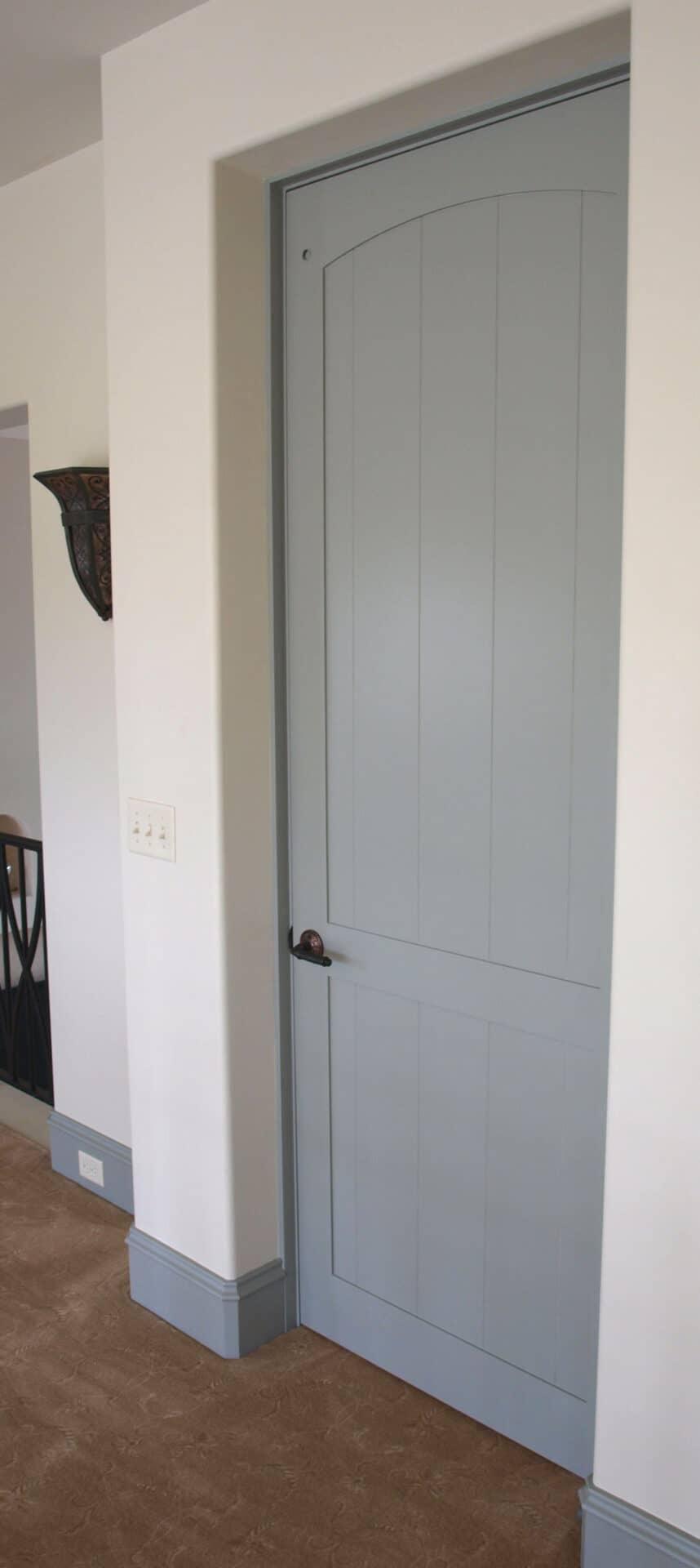 Interior Hardwood Doors